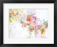 Framed White Series II
