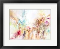 Framed White Series III