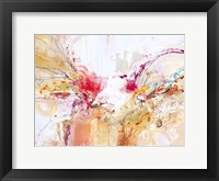 Framed White Series VI