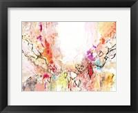Framed White Series VII