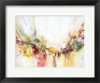 Framed White Series VIII