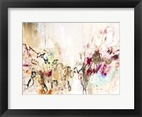 Framed White Series IX