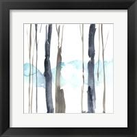 Framed Snow Line IV