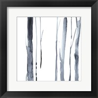 Framed Snow Line VIII