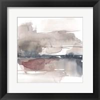 Framed Earth Horizon V