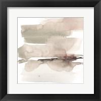 Framed Earth Horizon VII