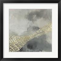 Framed Cloud Matrix I