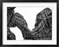 Framed Desert Arches III