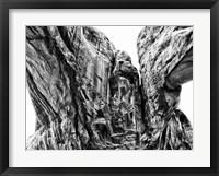 Framed Desert Arches IV