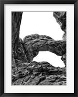 Framed Desert Arches VI
