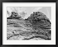Framed Canyon Lands I