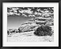 Framed Canyon Lands II