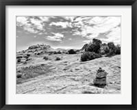 Framed Canyon Lands III