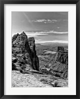 Framed Canyon Lands VII