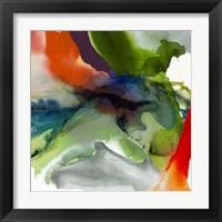 Framed Vibrant Terrain II