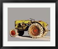 Framed Vintage Tractor VI