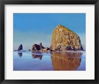 Framed Oregon Coast II
