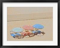 Framed Umbrellas III