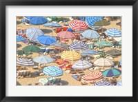 Framed Umbrellas I