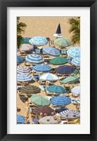 Framed Umbrellas II