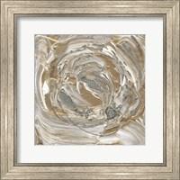 Framed Silver & Gold II