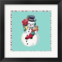 Framed 1955 Christmas I