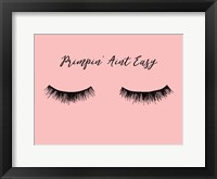 Framed Lash Chat I