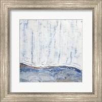 Framed Blue Highlands I