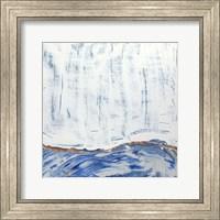 Framed Blue Highlands II