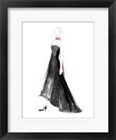 Framed Black Dress II