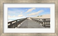 Framed Beach Photography XI