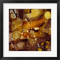 Framed Chestnut Illumination II