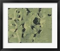 Verdant Branch I Framed Print