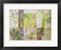 Framed Sage Obscurity I