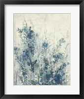 Framed Blue Spring I