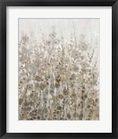 Framed Early Fall Flowers II