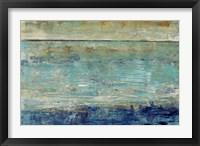 Framed Placid Water II