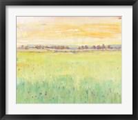 Framed Spring Pasture II