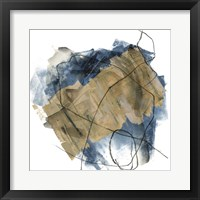 Framed Blue Crew II