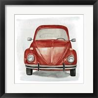 Framed Classic Autos I