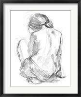 Framed Sitting Pose I