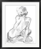 Framed Sitting Pose II