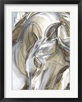 Framed Horse Abstraction I