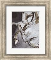 Framed Horse Abstraction IV