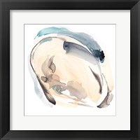 Framed Sandy Sea I