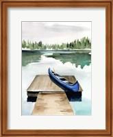 Framed Lake Views I
