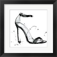 Glamourous I Framed Print