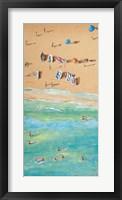 Framed Between Sea and Sand II