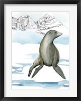 Framed Arctic Animal IV