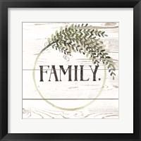 Framed Family Farmhouse II